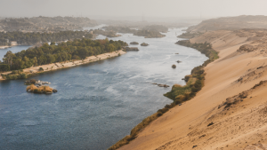 Cruising the Nile River to Tour Egypt
