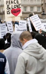 Effects of Islam on London Borough of Tower Hamlets