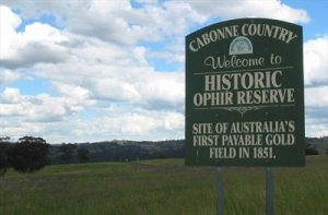 The Origins and Impact of Australian Gold Mining.