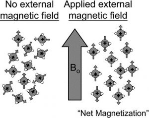 external magnetic
