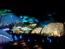 Art Installation in Domes