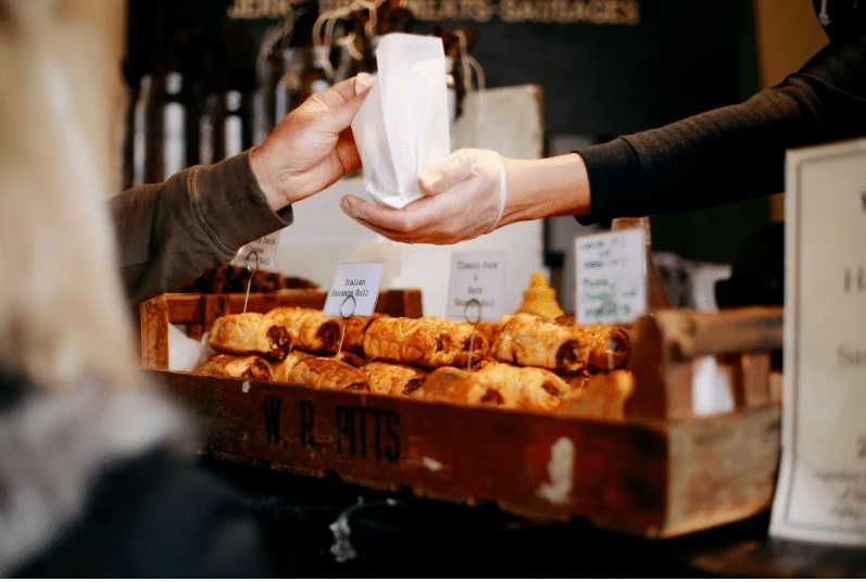 new Bakery Shop Business Plan Example