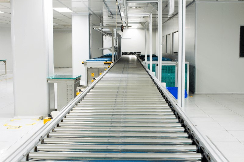 Conveyor Belt Business Plan For Retail Operations