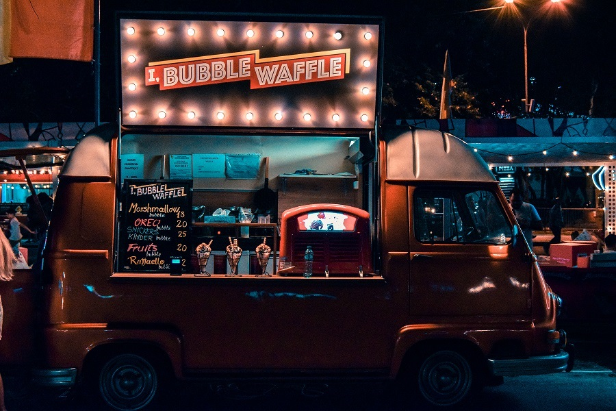 Food Truck Business Marketing Plan Example