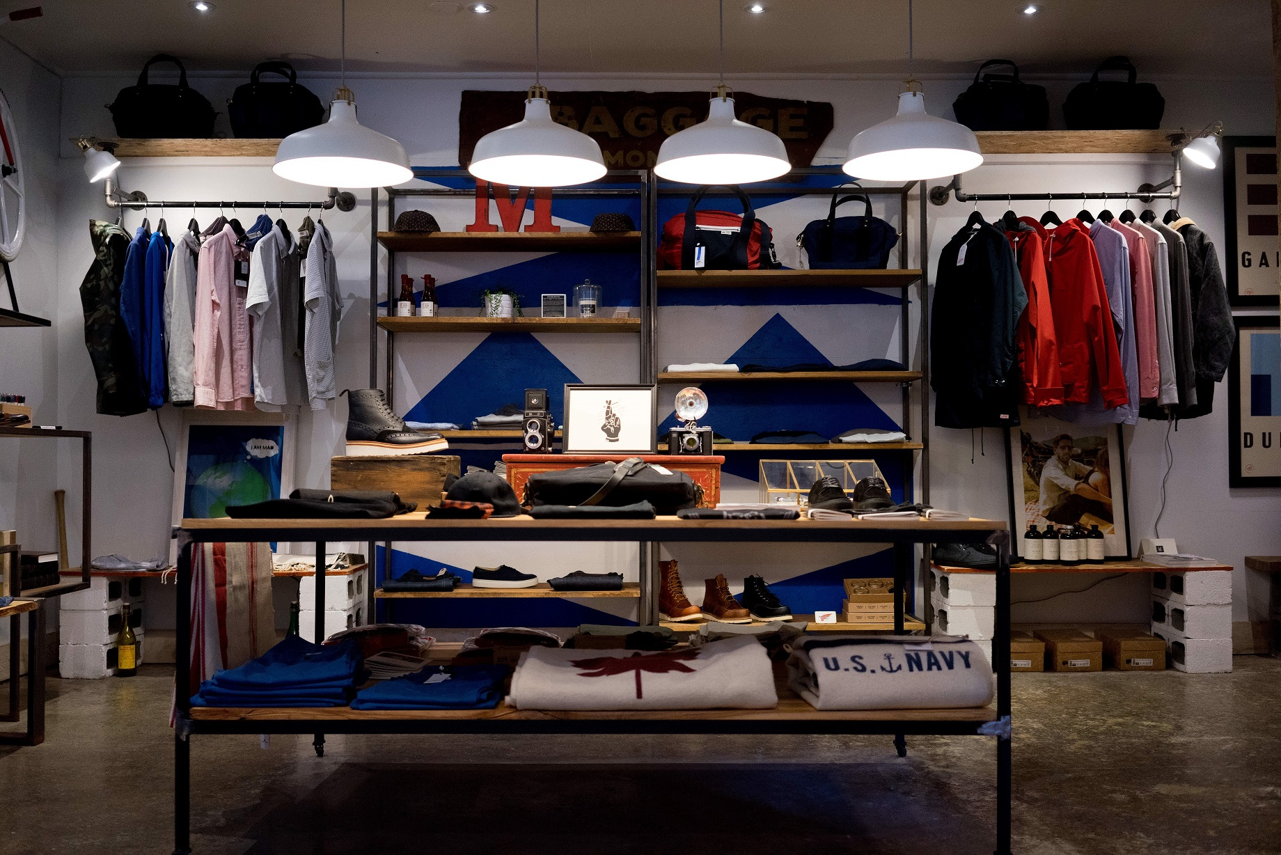 Retail  Clothes Store Business Plan Proposal Sample