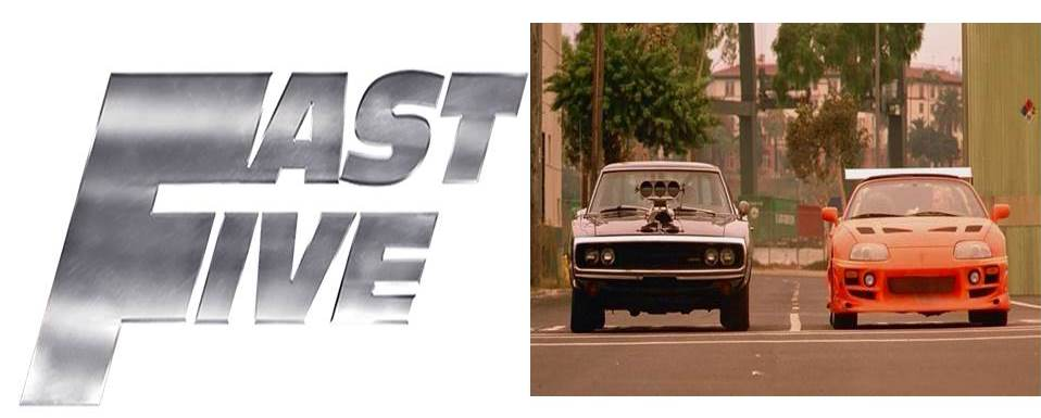 Fast Five Movie Thematic Review