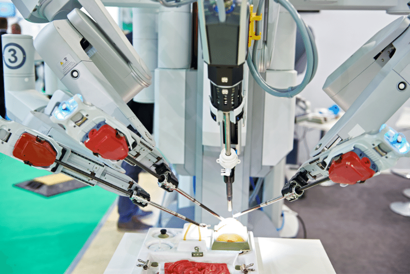 Robotic Surgical System Business Plan